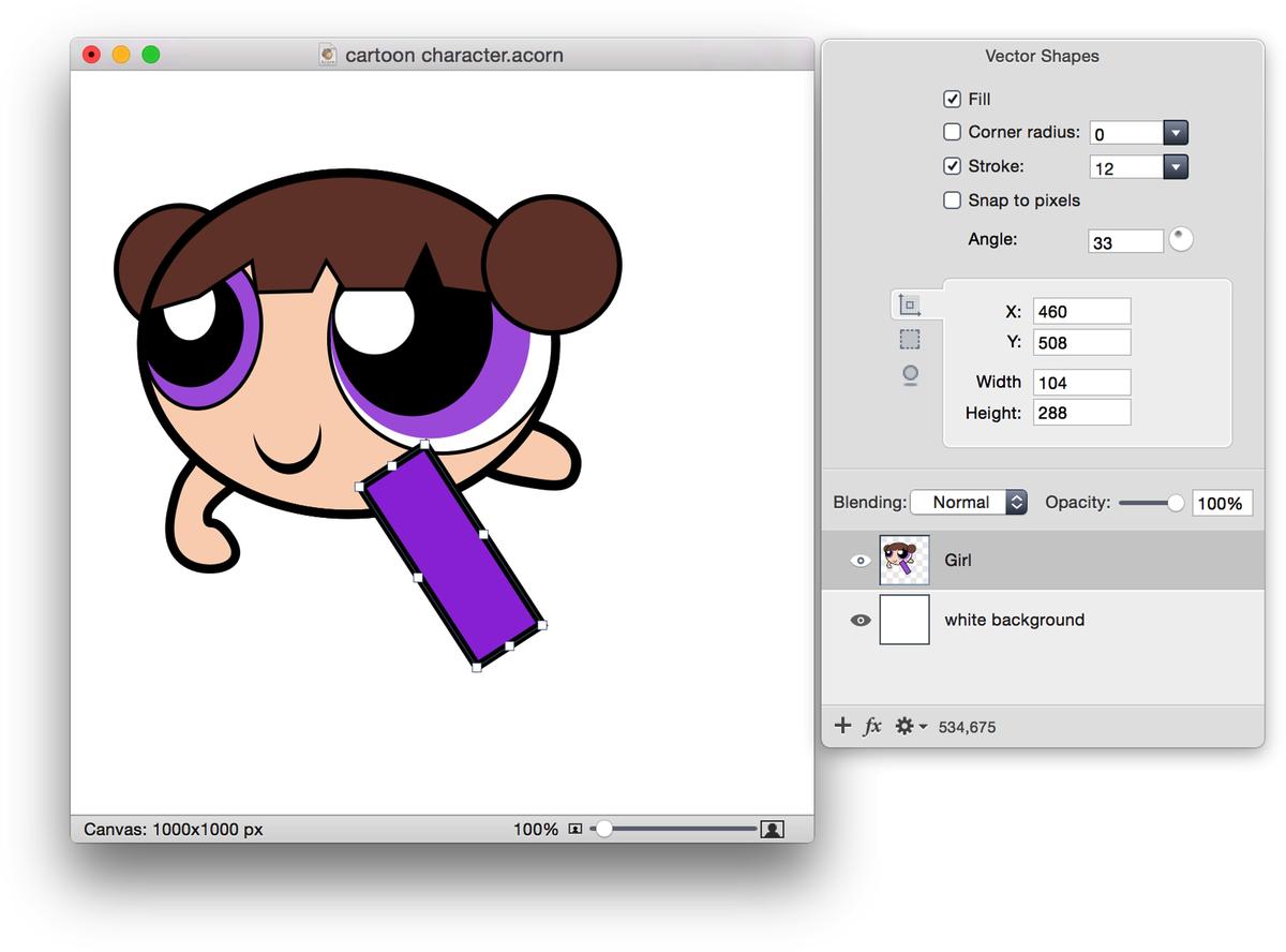 100 Pictures Cartoon Characters acorn: cartoon character