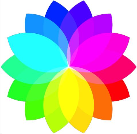 Acorn: Shape Processor Flowers