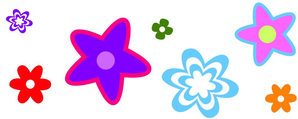 Acorn: Vector Flowers